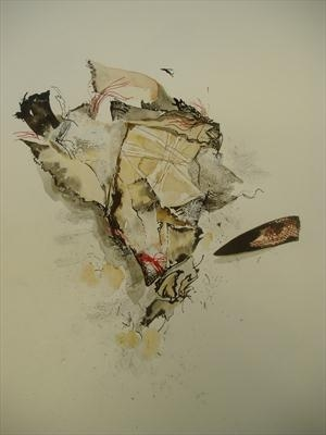 Fragments of the Human Heart, No 7. 2010