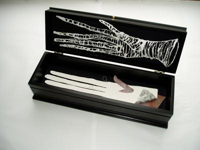 Glove Box, 2005. Glove Stories