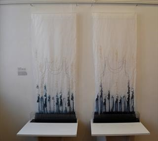 sarah burgess - DIS/rupt; Textile Study Group Touring Exhibition